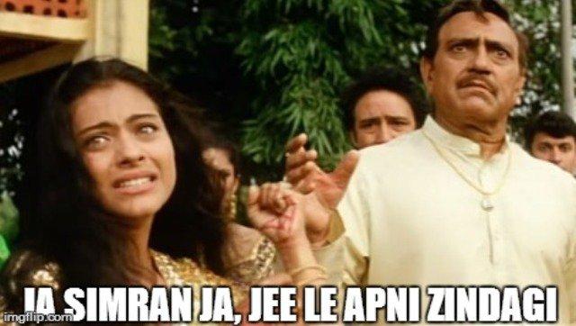 "Jaa Simran Jaa… Jee Le Apni Zindagi"" | MasakaliBytes | Saumya Sharma"